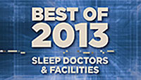 Dr. Simmon's sleep center has been listed as one of the top sleep centers in the country by Sleep Review Magazine.